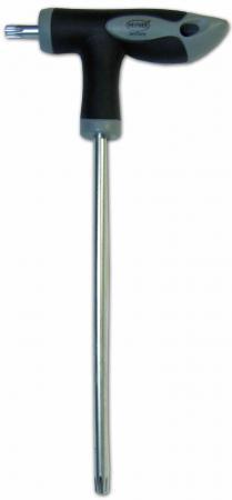 Отвертка двусторонняя HEYNER 354150 TORX T15/75x13.5 мм PRO цена