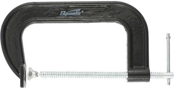 Струбцина SPARTA 206655 G-образная 200мм