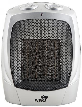 Тепловентилятор WWQ ТВ-34D 0,75/1,5кВт. обдув без нагрева воздуха.Нагревающий элемент:Керамически wwq tb 34d grey