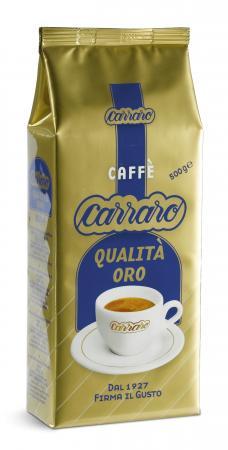 Кофе в зернах Carraro Qualita Oro 500 грамм carraro qualita oro 500 гр