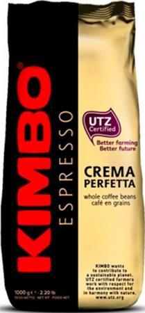 Кофе в зернах Kimbo Crema Perfetta 1000 грамм кофе в зернах kimbo delonghi espresso classic 1000 г