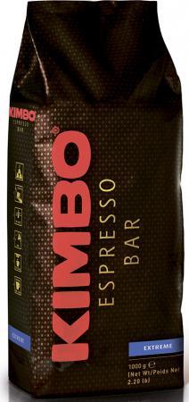 Кофе в зернах Kimbo Extreme 1000 грамм кофе в зернах kimbo delonghi espresso classic 1000 г