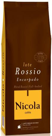 Кофе в зернах Nicola Rossio 1000 грамм rtm870t 601