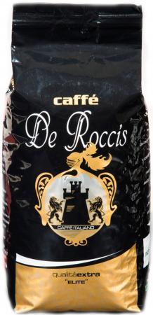 Кофе в зернах De Roccis Extra 500 грамм