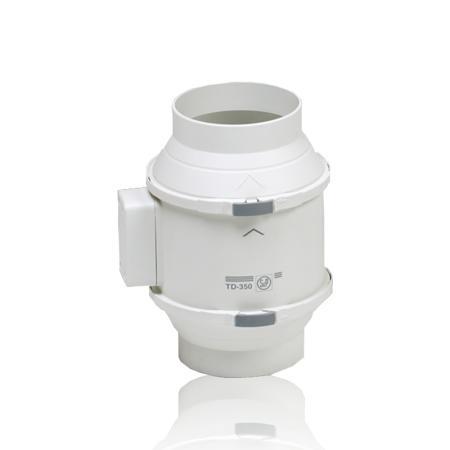Вытяжной канальный вентилятор SOLER&PALAU TD-350\\125 360м3/ч. 30 Вт. 33 дБ (А) soler and palau td 350 125