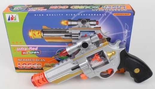 Пистолет Shantou Gepai CF928 серый B1651248 пистолет shantou gepai desert eagle серый прицел гелевые пули usb зарядка 635448