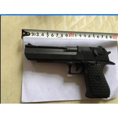 Пистолет Shantou Gepai Пистолет черный 1B01462 (240) хлопушка пистолет