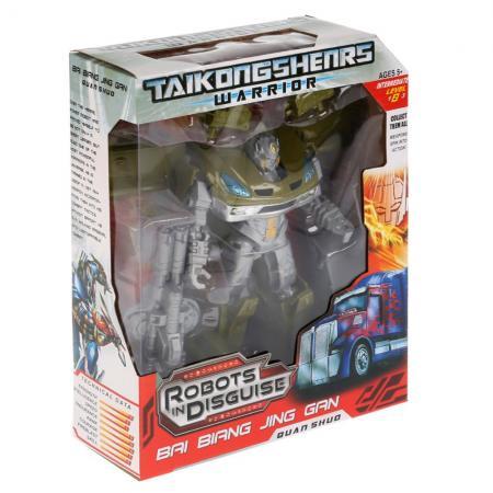 Фото - Робот-машина Shantou Gepai Робот-машина 2710-1A B1674637 робот на радиоуправлении shantou gepai робот белый от 3 лет пластик металл