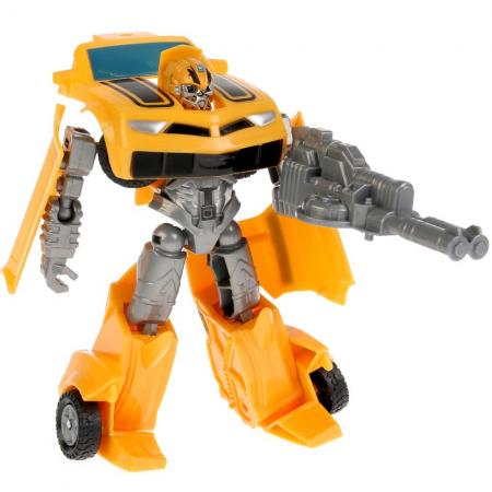 Робот -машина с аксесс., в ассорт. 2126 в кор. в кор.2*30шт kinklight 2126