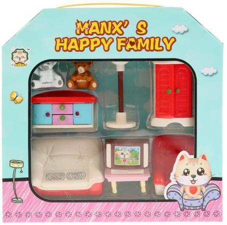 Мебель для кукол HY-031AE в кор. в кор.2*42шт мебель для кукол hy 034ae в кор в кор 2 42шт