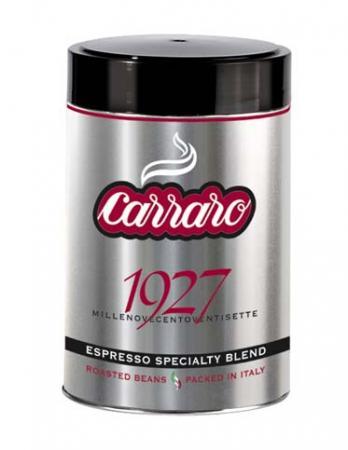 Кофе молотый Carraro 1927 Puro Arabica 250 грамм цена