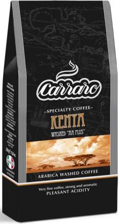 Кофе молотый Carraro Kenya 250 грамм