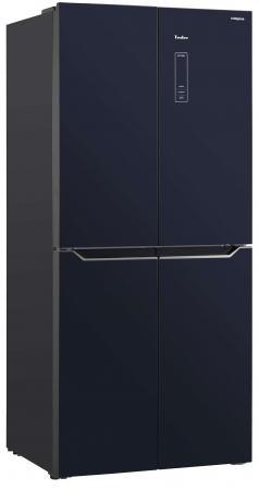 Холодильник TESLER RCD-480I черный морозильник tesler rf 90 белый