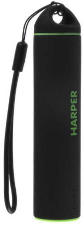 все цены на Внешний аккумулятор HARPER PB-2602 Black
