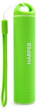 все цены на Внешний аккумулятор HARPER PB-2602 Green