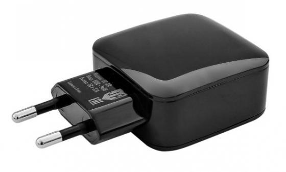 Сетевое зарядное устройство Jet.A UC-Z18 3.1А черный