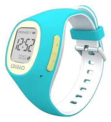 Детские часы-трекер LEXAND Kids Radar (цвет голубой), экран 1,5*,7см