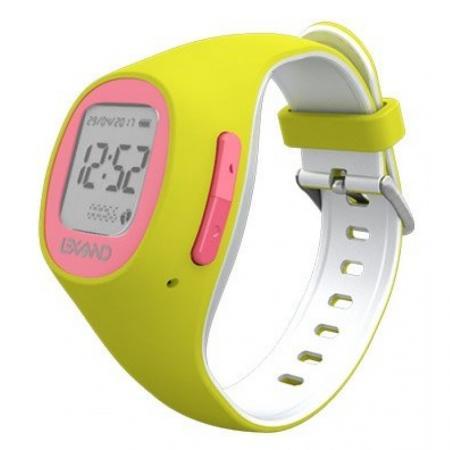 Детские часы-трекер LEXAND Kids Radar (цвет желтый) экран 1,5*1,7см цена и фото