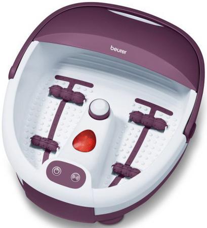 Гидромассажная ванночка для ног Beurer FB21 60Вт белый гидромассажная ванночка для ног smile wfm 3006