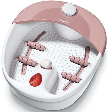 Гидромассажная ванночка для ног Beurer FB20 120Вт белый гидромассажная ванночка для ног smile wfm 3006