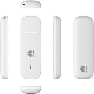 Модем 3G/3.5G Huawei E3531 Unlock USB внешний белый huawei huawei y3c белый 4гб 3g