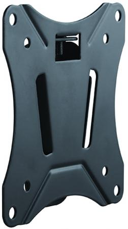 """Кронштейн для телевизора Ultramounts UM 810F черный 13""""-27"""" макс.25кг настенный фиксированный цена и фото"""