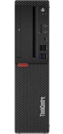 Lenovo M720s SFF Core i5-8400 (6C, 2.8 / 4.0GHz, 9MB) 8GBx1 256GB_SSD DVD±RW Chassis Intrusion Switch 180W 85% Windows 10 Pro 64 3-year, Onsite системный блок dell optiplex 3050 sff i3 6100 3 7ghz 4gb 500gb hd620 dvd rw linux клавиатура мышь черный 3050 0405