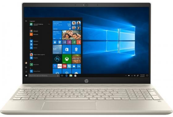 Ноутбук HP Pavilion 15-cs0044ur 15.6 1920x1080 Intel Core i3-8130U 256 Gb 4Gb Intel UHD Graphics 620 белый Windows 10 Home 4MQ90EA моноблок 23 8 hp pavilion 24 r028ur 1920 x 1080 intel pentium g4560t 4gb 1 tb intel hd graphics 610 windows 10 home белый 2mj53ea