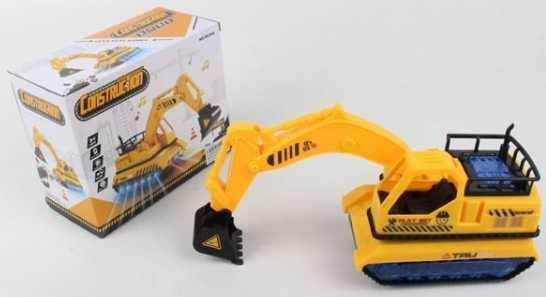 Экскаватор Shantou Gepai 9035A желтый B1652839 экскаватор shantou gepai экскаватор с ковшом красный 15 см