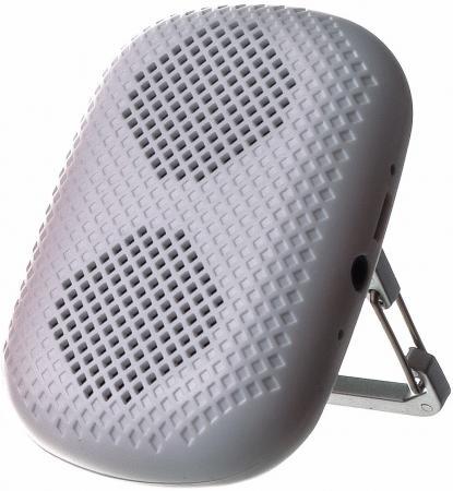 Купить Беспроводная BT-Колонка HARPER PS-041 White (Bluetooth/до 7 часов/2 Вт/микрофон), 1 колонка