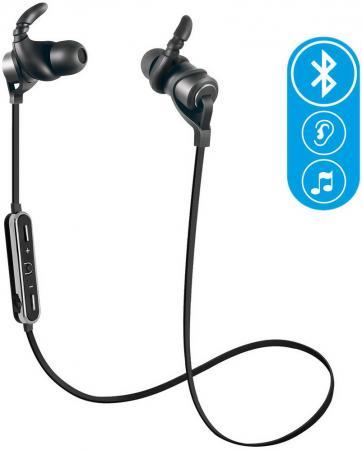Наушники беспроводные GiNZZU GM-251BT, черные, наушники/гарнитура Bluetooth все цены