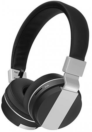 Наушники беспроводные GiNZZU GM-351BT, черные, наушники/гарнитура Bluetooth обои loymina illusion артикул ds 012