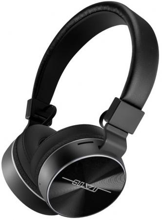 Наушники беспроводные GiNZZU GM-371BT, черные, наушники/гарнитура Bluetooth цена и фото