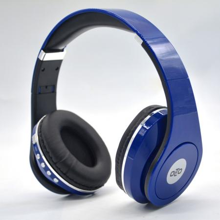 Наушники Bluetooth OLTO HBO-155 blue