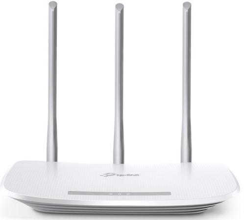 Беспроводной маршрутизатор TP-LINK TL-WR845N 802.11bgn 300Mbps 2.4 ГГц 4xLAN LAN белый