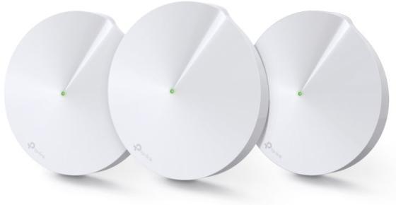 Роутер TP-LINK DECO M5(3-PACK) AC1300 Домашняя Mesh Wi-Fi система wi fi роутер mikrotik omnitik 5 rbomnitiku 5hnd