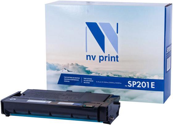 Картридж NV-Print NV-SP201E черный (black) 1000 стр для Ricoh SP-220Nw/220SNw/220SFNw цена в Москве и Питере