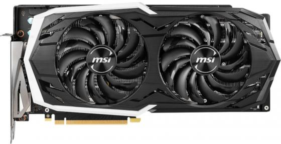 Видеокарта MSI nVidia GeForce RTX 2070 ARMOR 8G OC PCI-E 8192Mb GDDR6 256 Bit Retail RTX 2070 ARMOR 8G OC видеокарта msi rtx 2070 armor 8g oc 8gb 1410mhz