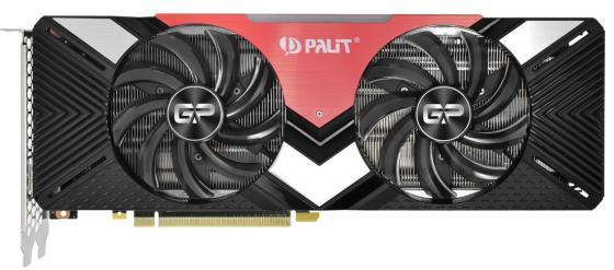 Видеокарта Palit nVidia GeForce RTX 2070 GeForce RTX 2070 GamingPro OC PCI-E 8192Mb GDDR6 256 Bit Retail PA-RTX2070 GamingProOC 8G NE62070U20P2-1060A цена и фото