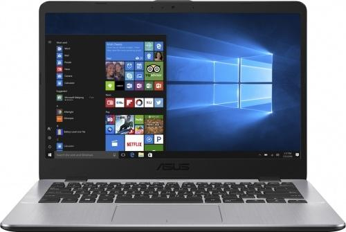 Ноутбук ASUS VivoBook 14 F405UA-BV862T 14 1366x768 Intel Pentium-4405U 500 Gb 4Gb Intel HD Graphics 520 синий Windows 10 Home 90NB0FA7-M12170 ноутбук asus x403ma2930 x403ma2940 14