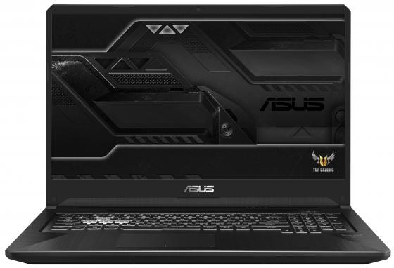 Ноутбук ASUS TUF Gaming FX705GD-EW081T 17.3 1920x1080 Intel Core i5-8300H 1 Tb 128 Gb 8Gb Bluetooth 5.0 nVidia GeForce GTX 1050 4096 Мб черный Windows 10 Home 90NR0112-M01610