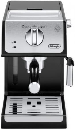 Кофеварка эспрессо Delonghi ECP33.21.BK 1100Вт черный кофеварка delonghi eci 341 bk
