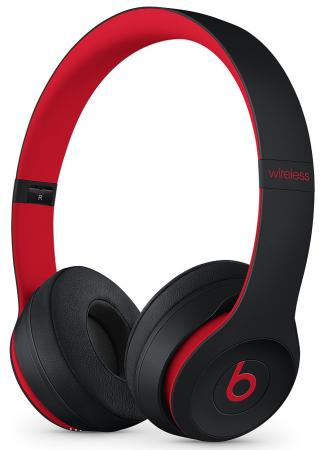 Гарнитура Apple Beats Solo3 Decade Collection черный красный MRQC2EE/A автосигнализация starline d94 gsm gps