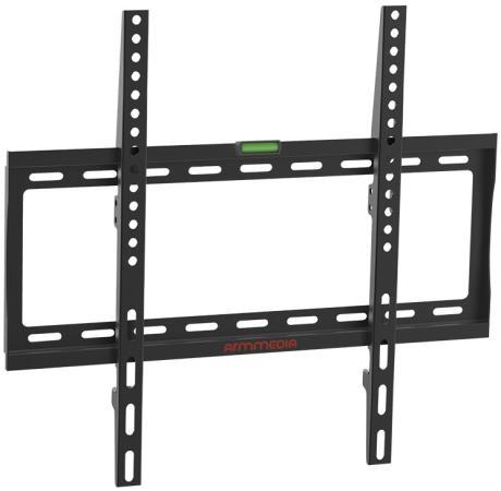 Кронштейн для телевизора Arm Media STEEL-3 new черный 22-65 макс.50кг настенный фиксированный