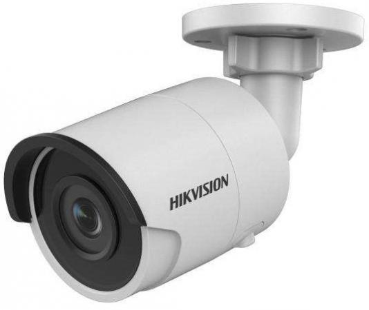 Фото - Видеокамера IP Hikvision DS-2CD2023G0-I 8-8мм цветная корп.:белый видеокамера ip hikvision ds 2de3204w de 2 8 12мм цветная корп белый