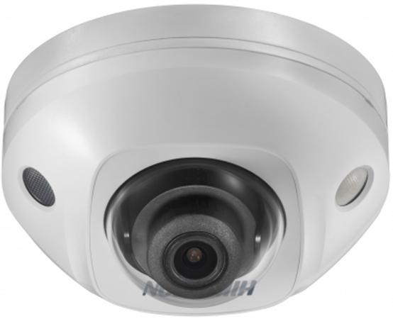 Купить Камера IP Hikvision DS-2CD2543G0-IWS (4 MM) CMOS 1/3 4 мм 2688 x 1520 Н.265 H.264 MJPEG RJ45 10M/100M Ethernet Wi-Fi PoE белый