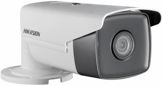 Камера IP Hikvision DS-2CD2T43G0-I8 (6 MM) CMOS 1/3 6 мм 2688 x 1520 Н.265 H.264 MJPEG G.711 (аудио) G.722.1 G.726 RJ45 10M/100M Ethernet PoE белый g whitefield chadwick 3 nautical songs f 265