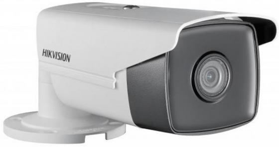 Видеокамера Hikvision DS-2CD2T43G0-I5 CMOS 1/3 2688 x 1520 H.264 Н.265 RJ45 10M/100M Ethernet PoE белый hikvision multi language version ds 2cd3t35 i5 h 265 3mp poe ip bullet camera support onvif ir 50m waterproof