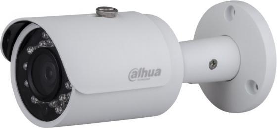 Камера видеонаблюдения Dahua DH-HAC-HFW1220SP-0360B 3.6-3.6мм цветная корп.:белый