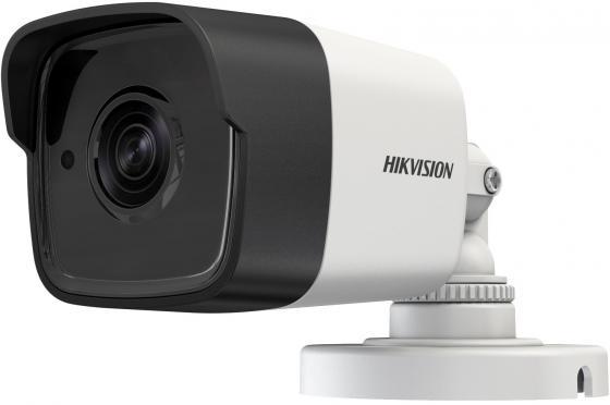 Камера видеонаблюдения Hikvision DS-2CE16H5T-ITE 3.6-3.6мм цветная корп.:белый